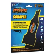 Spyder Scraper 2in. Power Scraper
