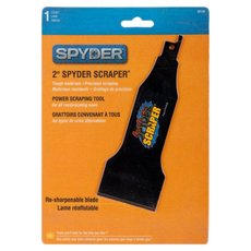 Spyder Scraper 2in. Power Scraper