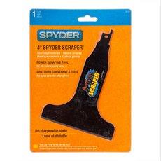 Spyder Scraper 4in. Power Scraper