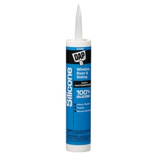 Dap Clear Silicone Sealant