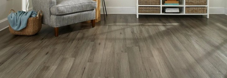 Rigid Core Luxury Vinyl Plank and Tile Flooring