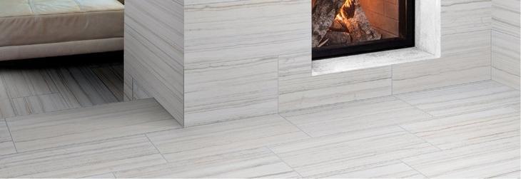 tile flooring living room