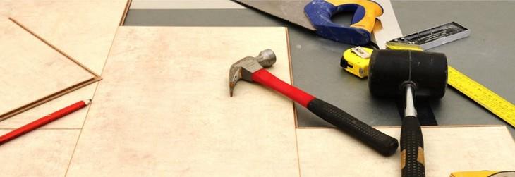 Wood & Laminate Installation Supplies