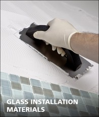 Glass Installation Materials