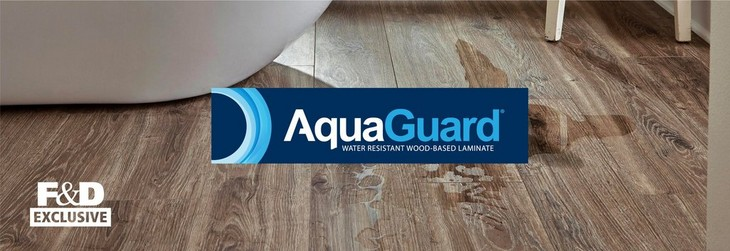 Aquaguard Laminate Floor Decor