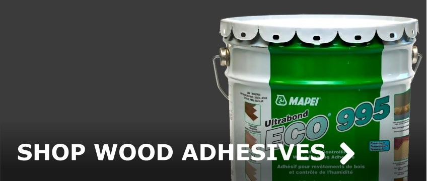 SHOP WOOD ADHESIVES