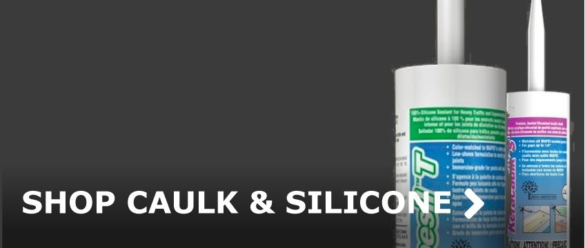 SHOP CAULK & SILICONE