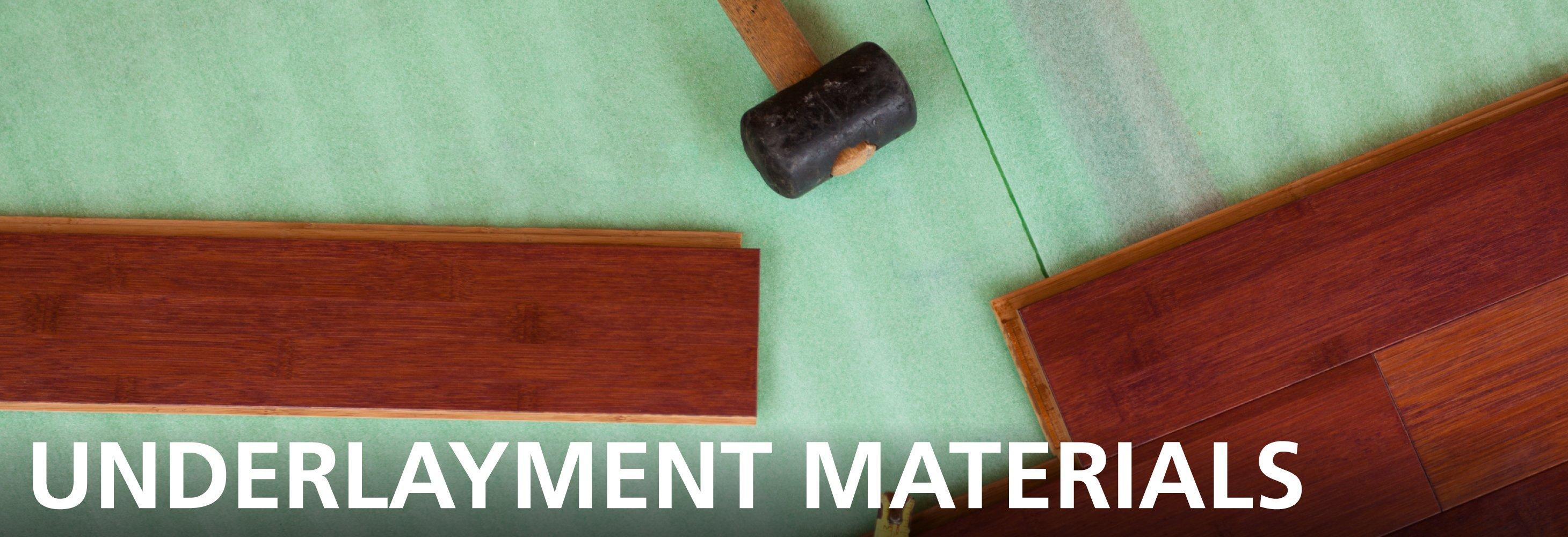 Wood U0026 Laminate Floor Underlayment. Underlayment