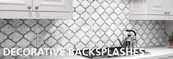 Decorative Backsplashes