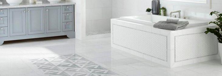 Thassos Marble Tile