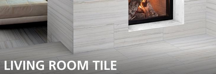 Living Room Tile Floor Amp Decor
