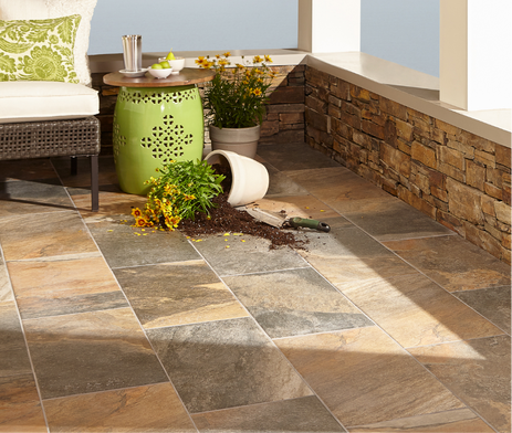 Tile for the Outdoor Lifestyle